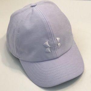 Under Armour Lavender Buckle Back Baseball Hat